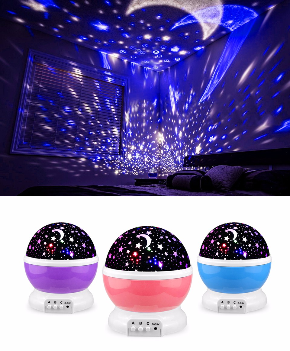 Night Lights China Global Trade One Stop Service Platform Onefire Led Charging Light Dream Rotating Projection Lamp Romantic Sky Moon Star Master Projector Usb 5v Decor Kids Baby Sleep Lighting 294 Pcs Add To My Cart
