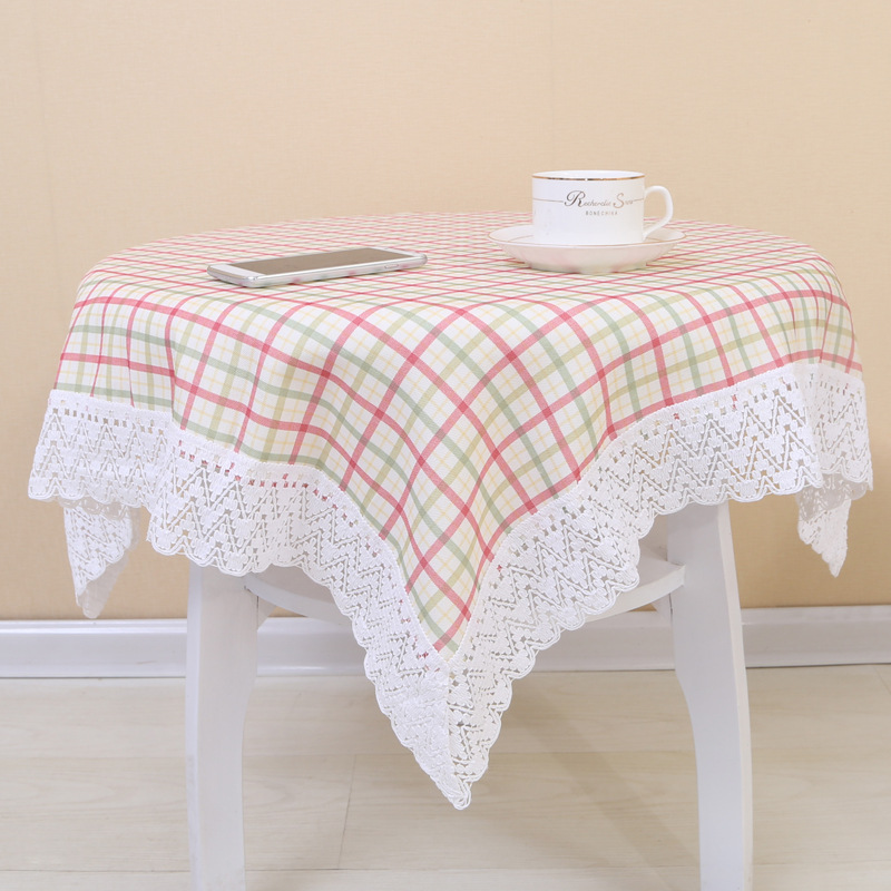 Polyester Table Cloth Home Party Wedding Tablecloth