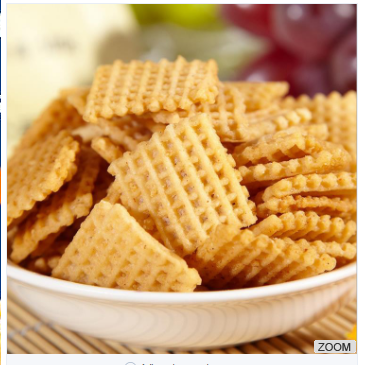 Hot sale Chinese healthy snacks food chips wholesale with factory